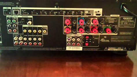 onkyo tx nr network surround sound receiver review