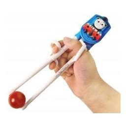 Edison Trainer Chopsticks by Edison Preschool Chopsticks Nichebabies