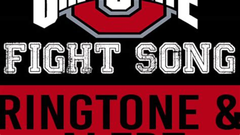 don theme ringtone ohio state fight song theme ringtone and alert youtube