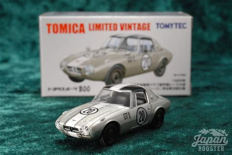 Crown Deluxe Tomica 40th Anniversary Vol 2 Diecast Miniatu silver gray tomica limited vintage japan booster