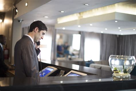 front desk receptionist jobs hospitality industry skills list and exles