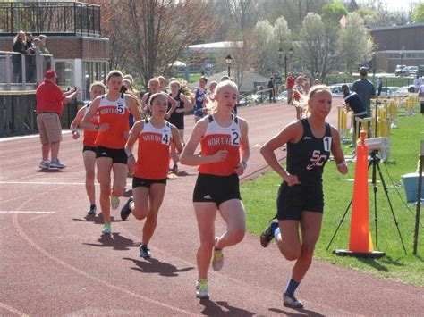 Portage Records Seniors On Both Portage Northern Track Teams Earn Career Records Of 24 2 In Division