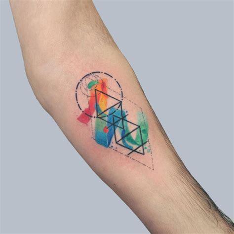 watercolor tattoos tumblr abstract