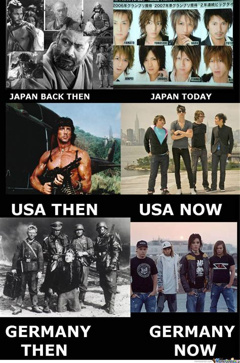 Memes Now - then and now by hyperlolo meme center