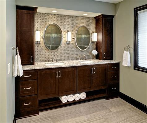 master bathroom cabinet ideas 25 great ideas about master bathroom designs on pinterest