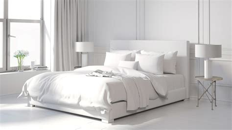 All White Bedroom by Tough Sell 6 Bedroom Design Trends That Buyers