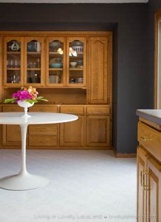 light oak cabinets oak cabinet kitchen and kitchen paint on
