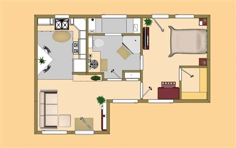 small house plans under 400 sq ft guest house plans under 600 sq ft