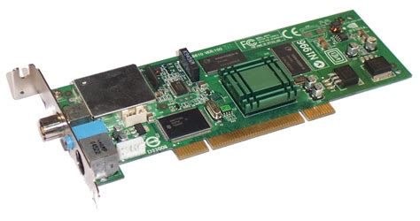 Tv Tuner Pci msi ms 8610 pci tv tuner card low profile bracket ebay