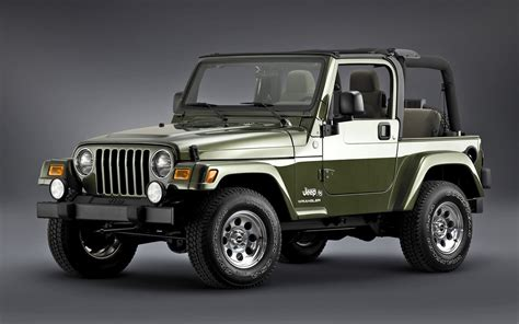 Jeep Tj Photos 2002 Jeep Wrangler Ii Tj Pictures Information And