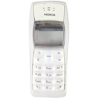 Housing Nokia Asha 200 Plus Casing White Fu 1 panel faceplate housing mobile white nokia 1100 cabinet prices in india