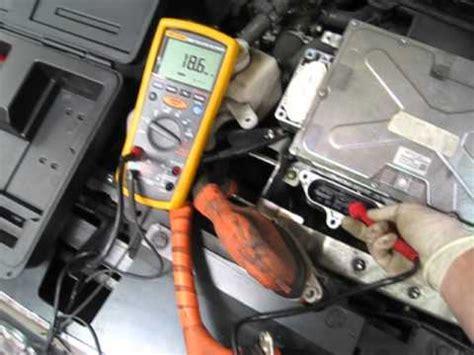 camry/altima hybrid failed inverter p0a7a youtube