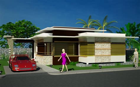 Bungalow Home Exterior Design Ideas Modern Bungalows Exterior Designs Home Creative