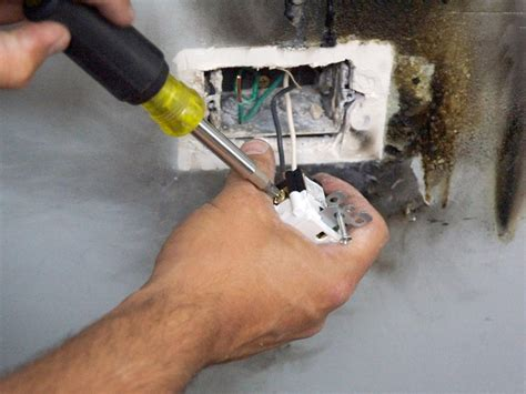 how to replace an electrical outlet receptacle how tos diy