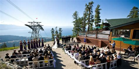 Wedding Venues Tahoe by Heavenly Mountain Resort Lakeview Lodge Weddings