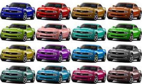 car paint colors carpaint007