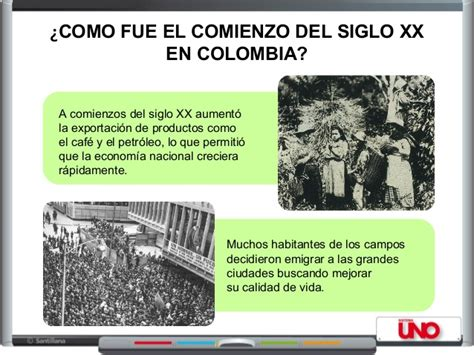 imagenes hechos historicos de colombia colombia en el siglo xx