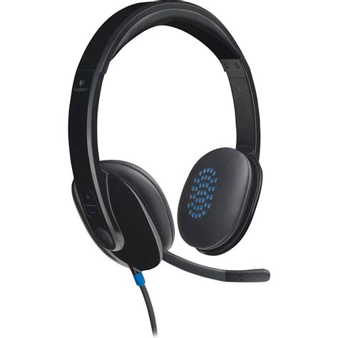 Usb Logitech logitech usb headset h540