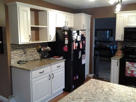 kitchen cabinet refacing michigan kitchen remodel with cabinet refacing traditional