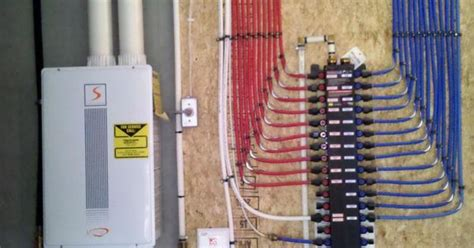 Manabloc Plumbing System by Manabloc Tankless Water Heater Handyside Inc