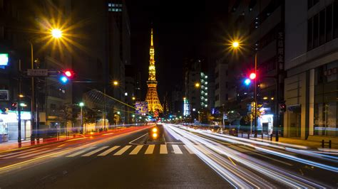 tokyo street hd wallpapers desktop  mobile images