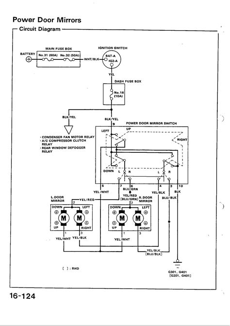 1991 honda civic radio wiring diagram 1991 free engine