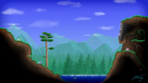terraria wallpaper hd 1920x1080 terraria hd by jimmarn on deviantart