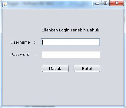 membuat login html tanpa database membuat login di netbeans tanpa database rian saadillah