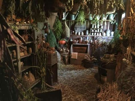 sacred space utterly wicked witch ideas for halloween voiceofnature witchy interior inspiration herb