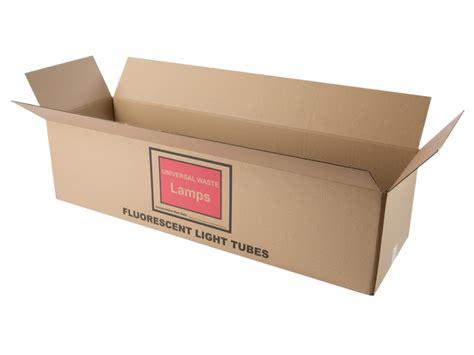Bulb Storage Containers - 4 foot non un l box questarusa