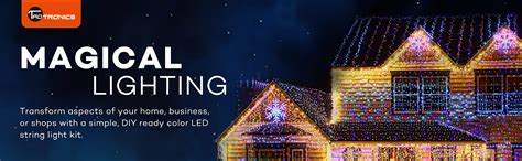 taotronics led starry string lights remote not working outdoor string lights patio multicolor