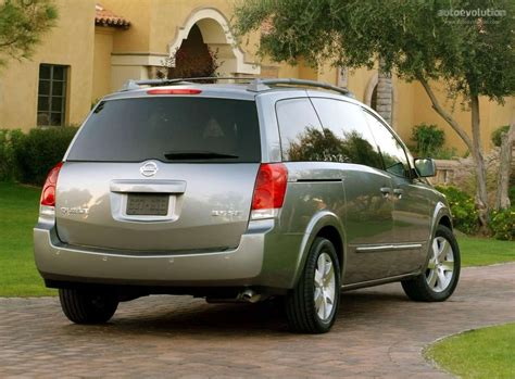 how it works cars 2004 nissan quest auto manual nissan quest specs 2004 2005 2006 2007 2008 autoevolution
