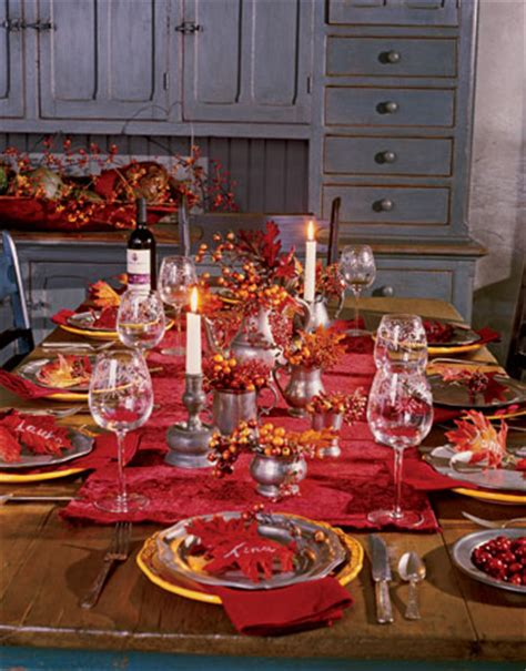 holiday table settings thanksgiving thanksgiving table settings and centerpieces jenna burger