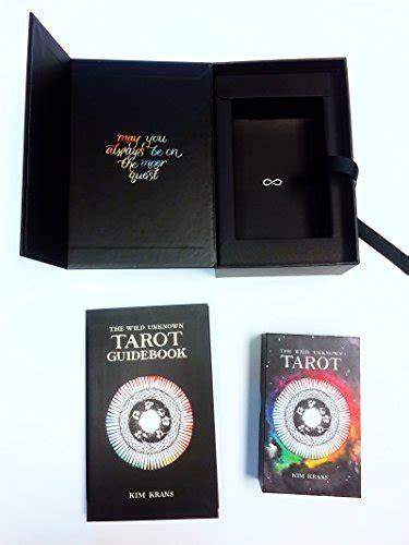 libro the wild unknown tarot deck and guidebook di kim krans