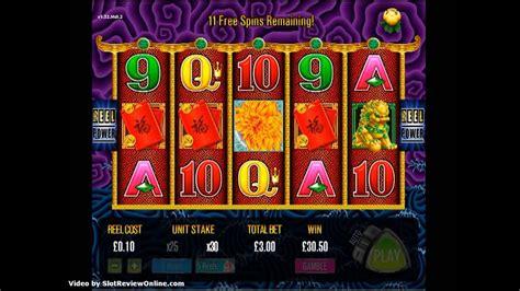 aristocrat  dragons  slot machine game play youtube