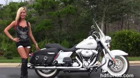 Harley Davidson Road King Classic For Sale by Used 2013 Harley Davidson Road King Classic Motorcycles