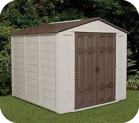 Resin Garden Shed Suncast Sheds Resin Storage Shed Kits