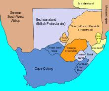 cape colony wikipedia