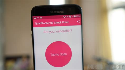 scanner app android quadrooter the android security flaw android authority