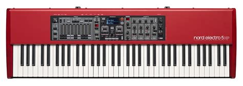 Alat Musik Keyboard alat musik digital piano and organ nord electro 5 legato center jakarta indonesia
