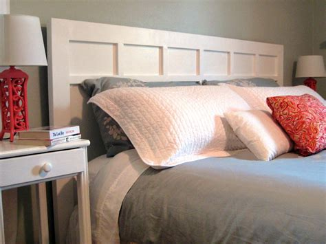 make a headboard for a bed 15 easy to make diy headboard projects diy home decor