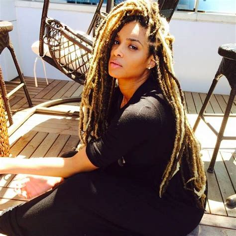 do or don t ciara locks up her hair with dread extensions