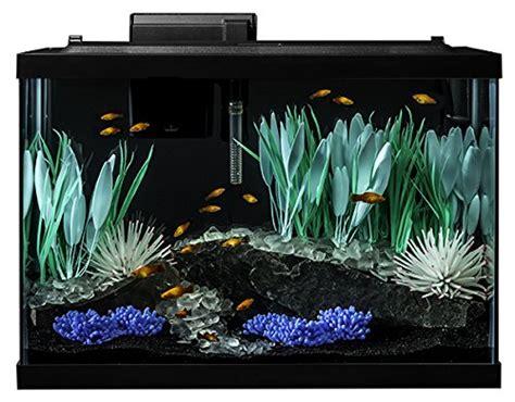 20 gallon aquarium led light tetra colorfusion aquarium 20 gallon fish tank kit
