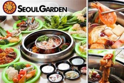 steamboat kk seoul garden vivacity megamall buffet restaurant in kuching