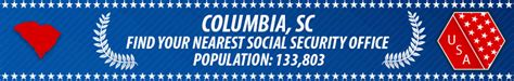 columbia sc social security offices ssa offices in