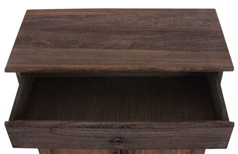 sda sede genova serie vintage credenza cassettiera legno paulonia cassetto
