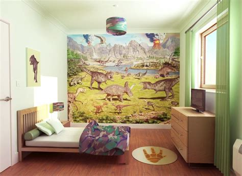 Dinosaur Room by Dinosaur Room Decor For Room Decorating Ideas
