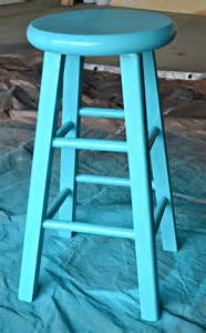 Spray Paint Bar Stools by Update Furniture You Already Own Diy Spray Painted Bar