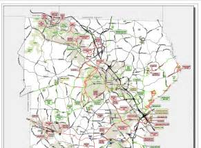 map of cobb county bicycle safety around west cobb