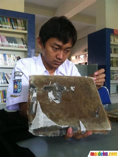 Jual Sabut Kelapa Jawa Timur foto ini rompi anti peluru dari sabut kelapa buatan
